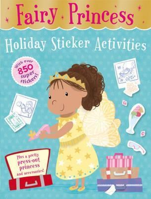 Fairy Princess Holiday Sticker Activity Book