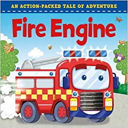 Fire Engine: Touch and Feel