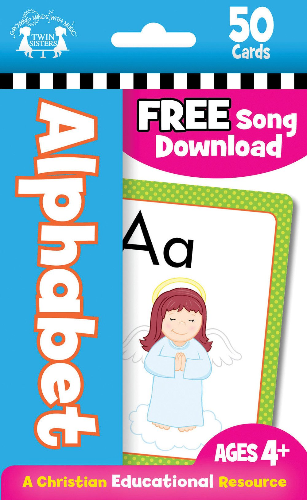 Flash Cards: Alphabet Flash Cards (I'm Learning the Bible Flash Cards)