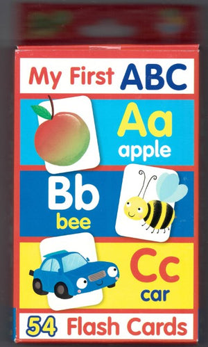 Flash Cards: My First ABC