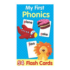 Flash Cards: My First Phonics