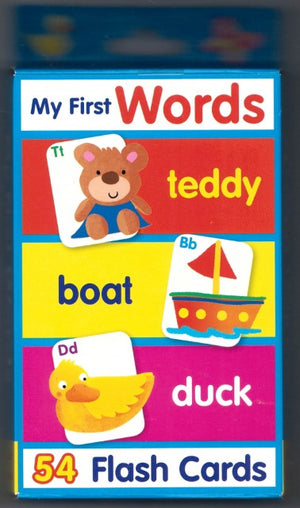 Flash Cards: My First Words