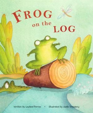 Frog on the Log