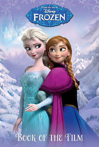 Frozen: Book of the Film