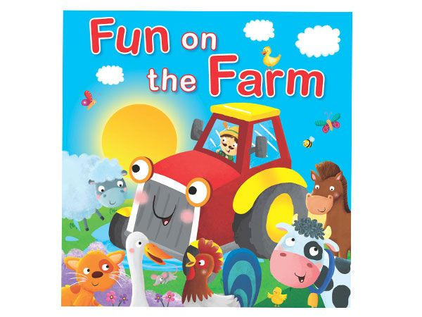 Fun on the Farm (Picture flat)