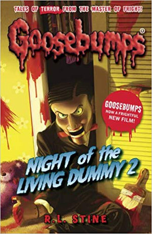 Goosebumps: Night of the Living Dummy 2