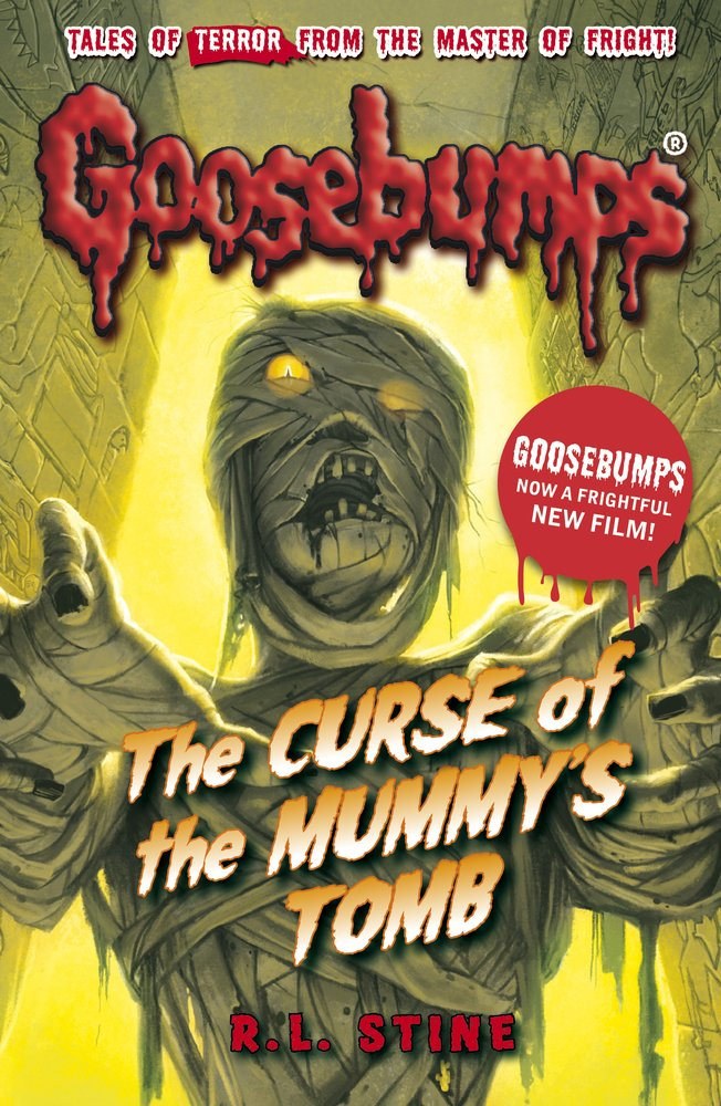 Goosebumps: The Curse of the Mummy's Tomb