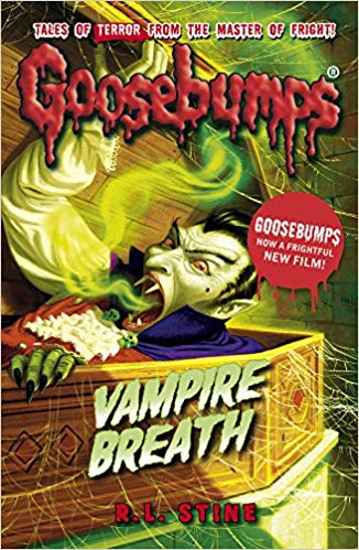 Goosebumps: Vampire Breath