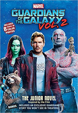 Marvel: Guardians of the Galaxy Volume 2 (Book of the film)