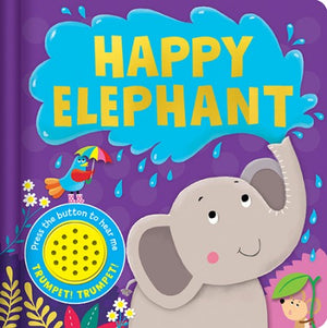Sound Book: Happy Elephant