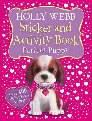 Holly Webb Sticker and Activity Book with story