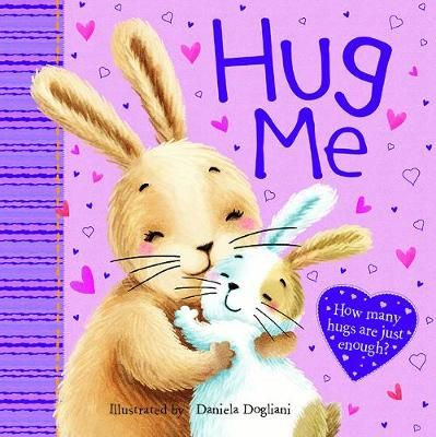 Hug Me - How many hugs are just enough? (Picture flat)