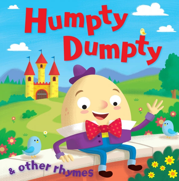 Humpty Dumpty and other Rhymes (Picture flat)