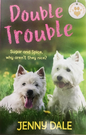 Puppy Patrol: Double Trouble (Book 4)