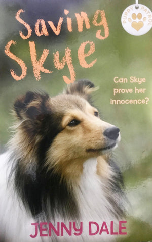 Saving Sky (Puppy Patrol: Book 7)