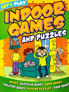 Let's Play Indoor Games & Puzzles