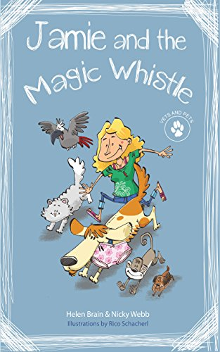 Jamie and the Magic Whistle