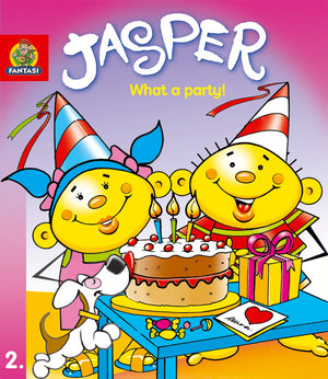 Jasper: What a Party