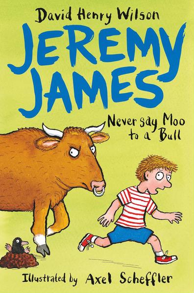 Jeremy James - Never say Moo to a Bull