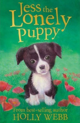 Holly Webb: Jess the Lonely Puppy