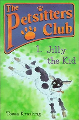 The Petsitters Club: Jilly the Kid 1