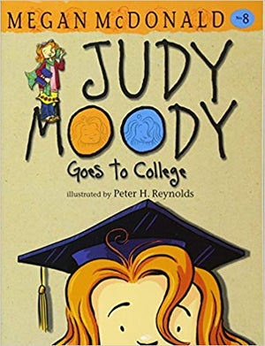 Judy Moody 8: Goes to College