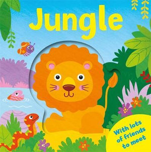 Boardbook: Jungle