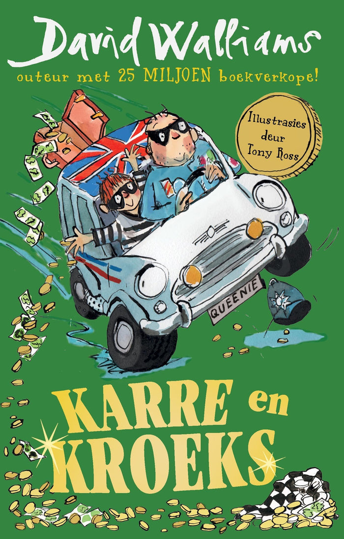 David Walliams: Karre en Kroeks