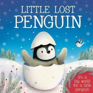 Little Lost Penguin  (Picture flat)