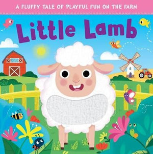 Touch and Feel: Little Lamb