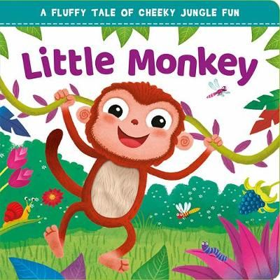 Touch and Feel: Little Monkey