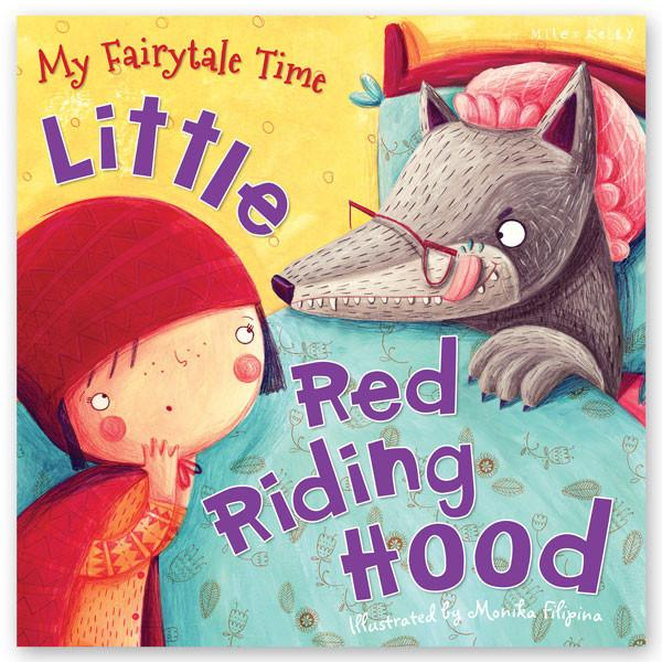 My Fairytale TIme: Little Red Riding Hood (Picture flat)