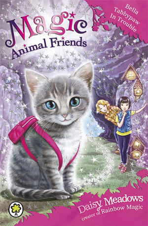Magic Animal Friends - Bella Tabbypaw in Trouble