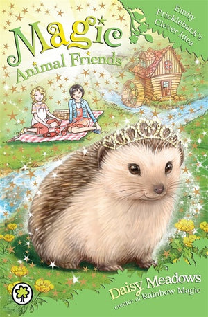 Magic Animal Friends - Emily Prickleback's Clever Idea