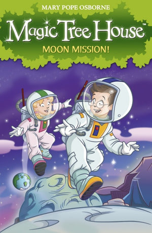 Magic Tree House: Moon mission
