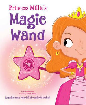 Princess Milly's Magic Wand (Picture flat)