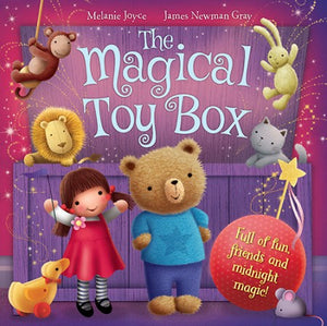 Magical Toy Box, The (Picture flat)