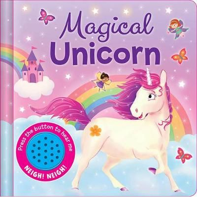 Magical Unicorn: Sound Book