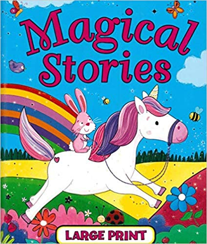 Magical Stories - Large Print