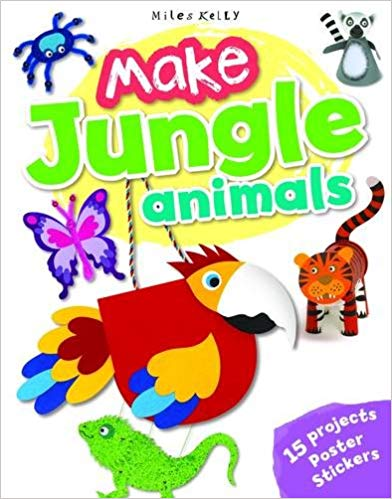 Make Jungle Animals