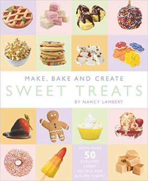 Make, Bake and Create Sweet Treats