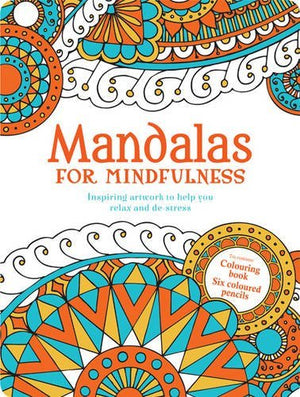 Colouring Books: Mandalas for Minfulness