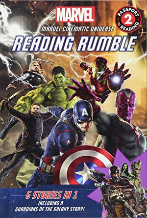 Marvel's Avengers: Reading Rumble