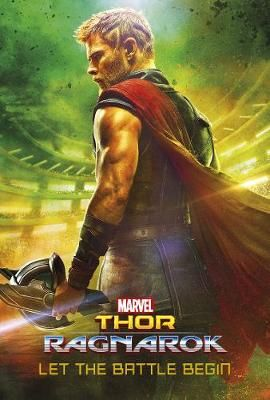 Marvel Thor Ragnarok - Let the battle begin