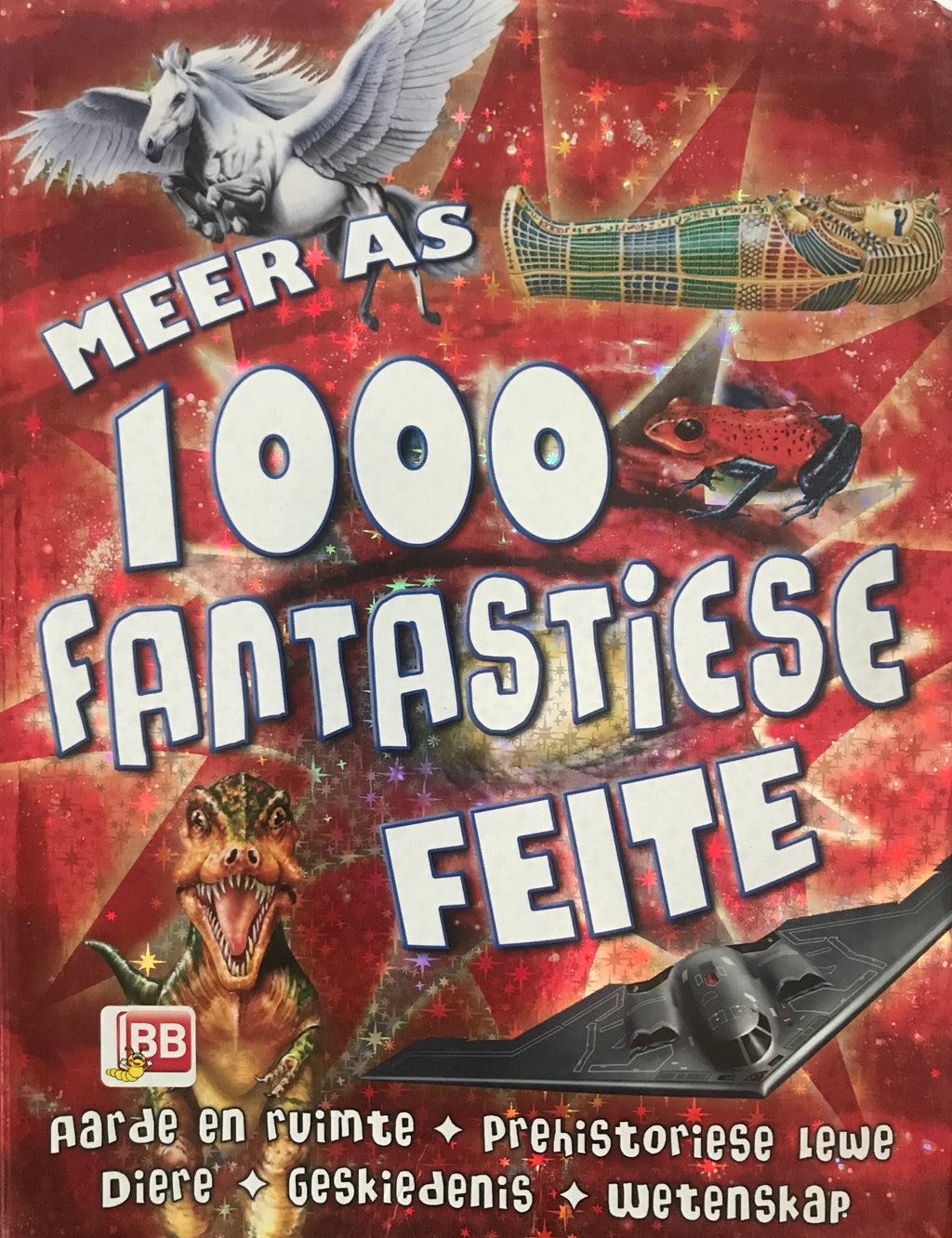 Meer as 1000 Fantastiese Feite
