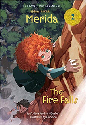 Merida: The Fire Falls (Disney Princess)