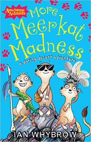 Awesome Animals: More Meerkat Madness