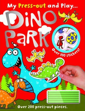 My Press out and Play: Dino Park