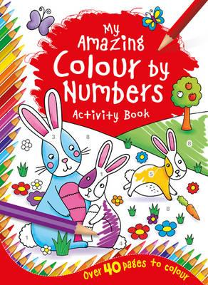 My Amazing Colour by Numbers Activity Book