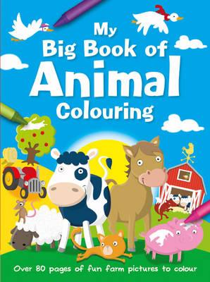 My Big Book of Animal Colouring